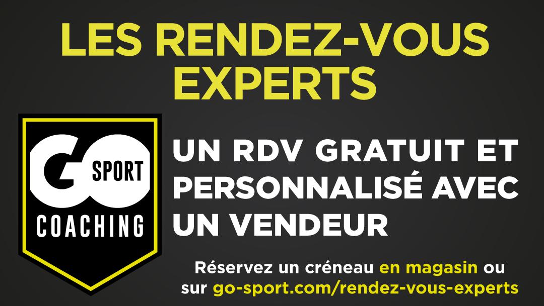 RENDEZ-VOUS AVEC GO SPORT