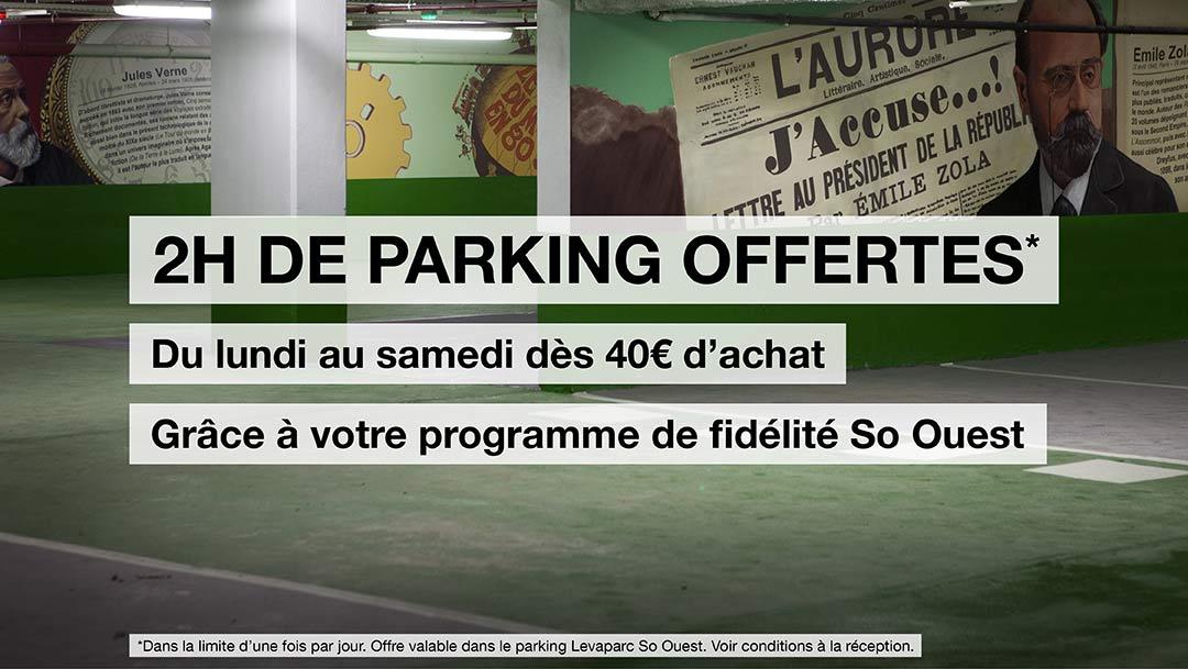 Offre parking