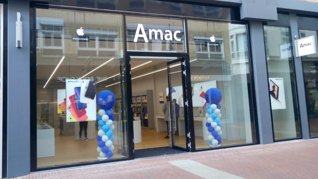 Amac Zoetermeer heropent nieuwe winkel aan Westwaarts