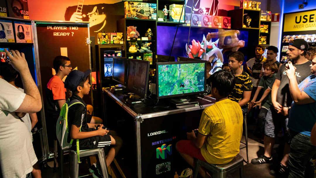 Game Mania Zoetermeer geopend aan Het Rond 75