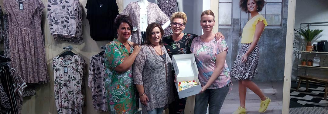 Norah Mode geopend aan Promenade 158