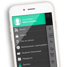 Stadshart Mobiele App