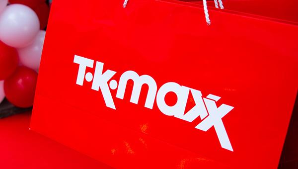 TK Maxx geopend aan de Promenade
