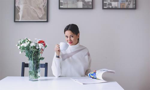 Małgorzata Figat - stylistka Arkadii