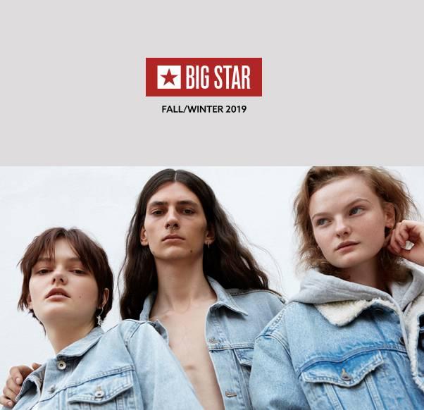 Nowa kolekcja jesienno-zimowa w BIG STAR