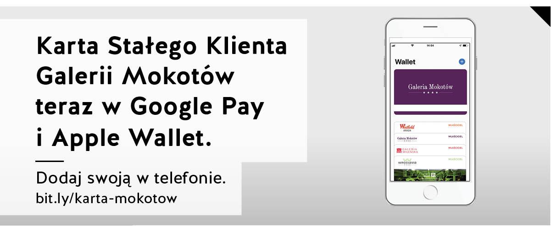 Karta Stałego Klienta w wirtualnym portfelu