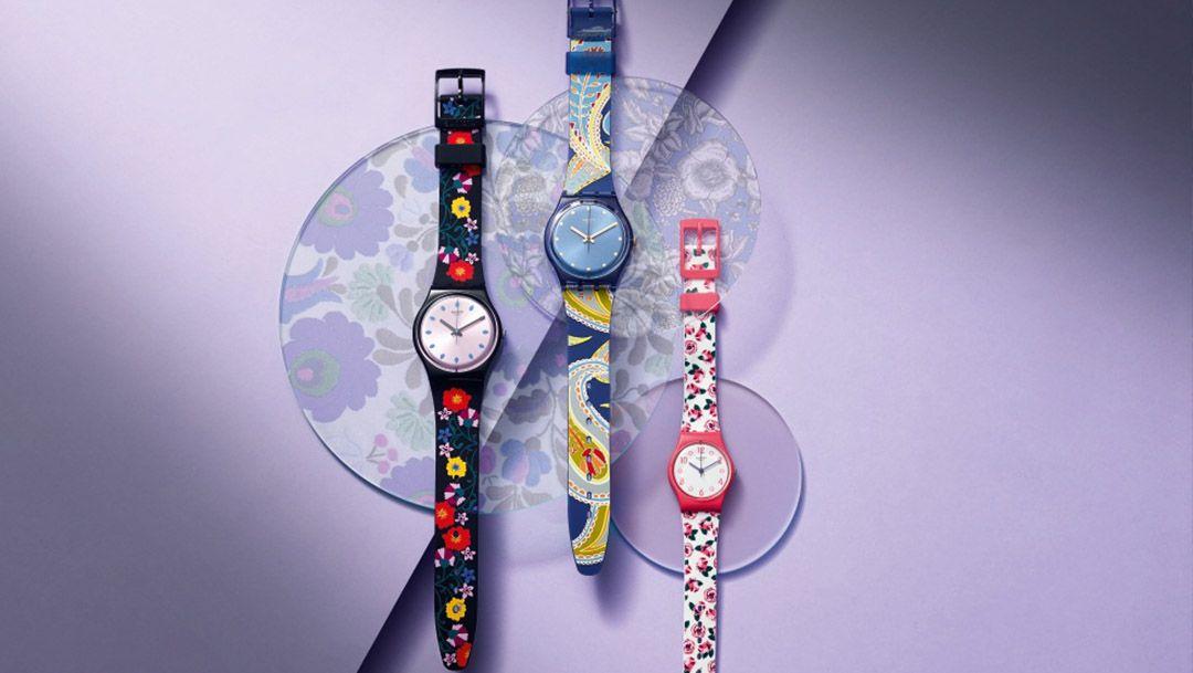 Wyraź swój unikalny styl dzięki najnowszym zegarkom SWATCH!