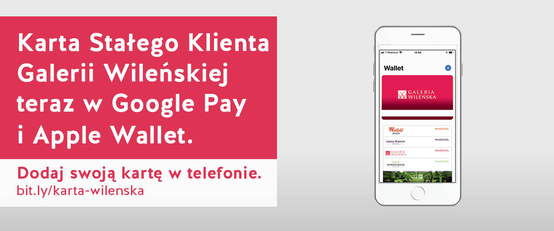 KSK z GooglePlay i Aplle Wallet