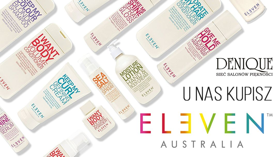 eleven australia kosmetyki do pielęgnacji włosów