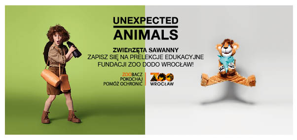 Warsztaty Unexpected Animals