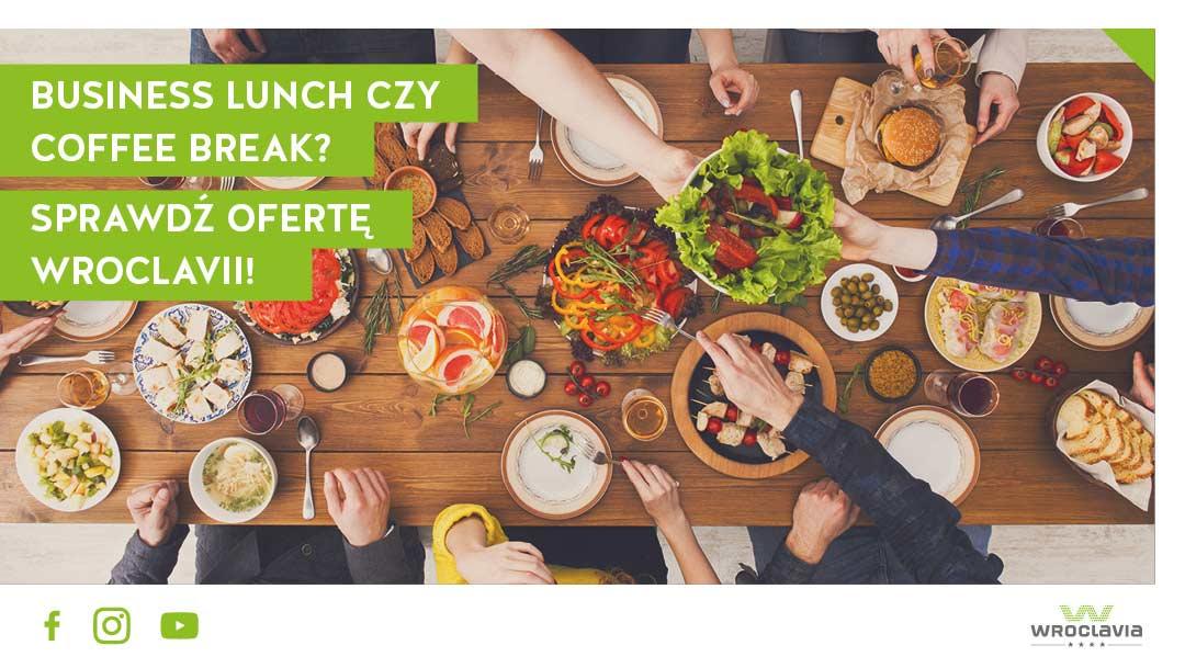 Lunch & Coffee – oferty specjalne