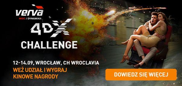 4dx challenge w cinema city