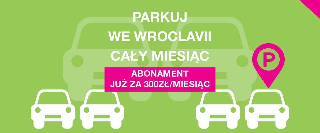 Abonament parkingowy