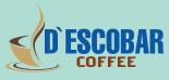 D'Escobar Coffee Logga