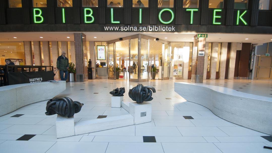 Solna stadsbibliotek rankat som ett av Europas bästa bibliotek