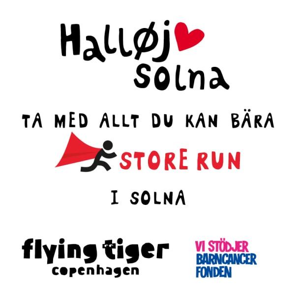 Var med i Store Run med Flying Tiger Copenhagen!