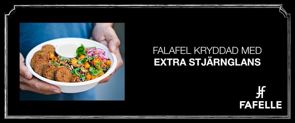 Fafelle öppnar i Täby Deli