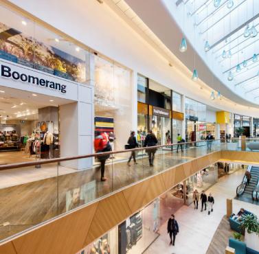 Täby Centrum - Kvalitetsmärkt Shopping