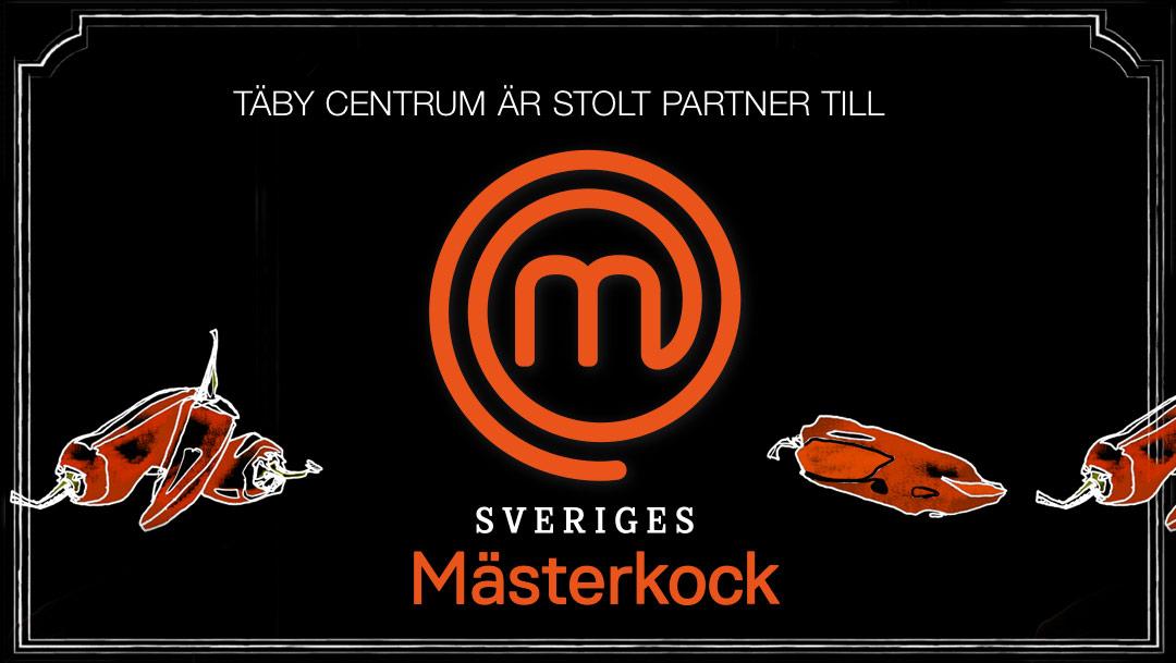 Delta i Sveriges Mästerkock inspring från Täby Torg