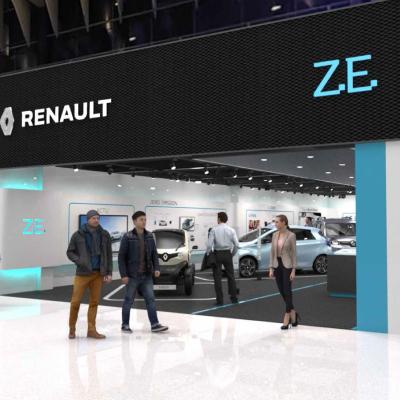 Renault butik