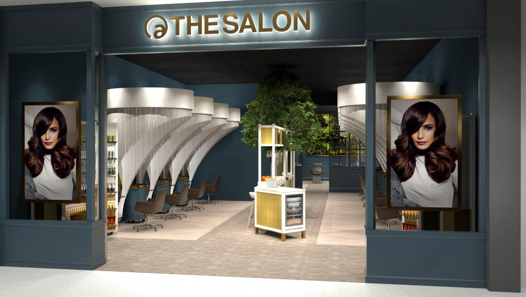 @The Salon har öppnat