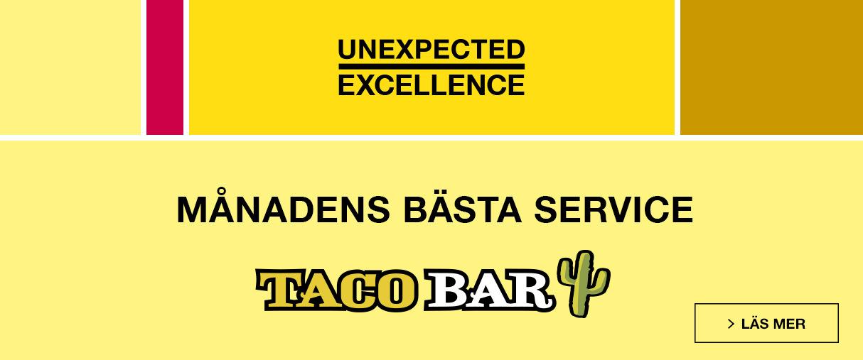 Månadens service: Taco Bar