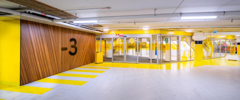 Täby Centrum Parkering