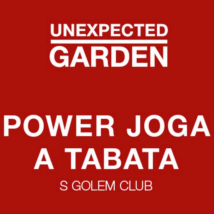 UNEXPECTED GARDEN: Ranné tréningy s Golemom