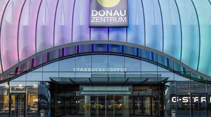 CINEPLEXX DONAU PLEX Donau Zentrum