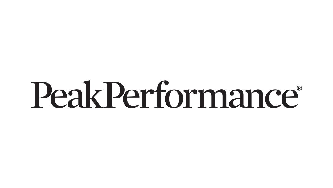 Erbjudande: Peak Performance