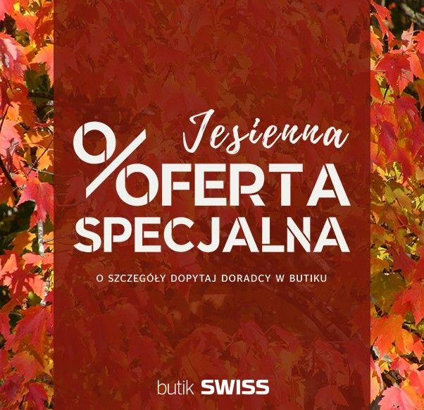 jesienna oferta specjalna