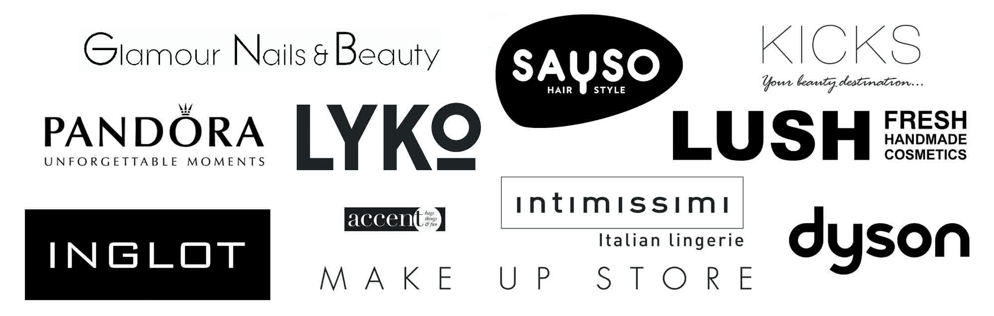 Beauty Mall Logos