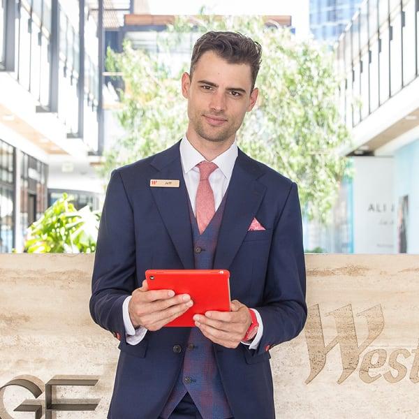 Westfield Concierge at Your Service
